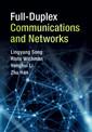 Couverture de l'ouvrage Full-Duplex Communications and Networks