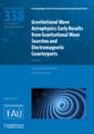 Couverture de l'ouvrage Gravitational Wave Astrophysics (IAU S338)