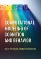 Couverture de l'ouvrage Computational Modeling of Cognition and Behavior