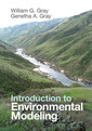 Couverture de l'ouvrage Introduction to Environmental Modeling