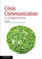 Couverture de l'ouvrage Crisis Communication in a Digital World