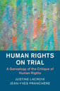 Couverture de l'ouvrage Human Rights on Trial
