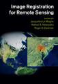 Couverture de l'ouvrage Image Registration for Remote Sensing