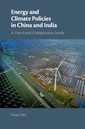 Couverture de l'ouvrage Energy and Climate Policies in China and India
