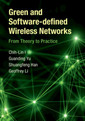 Couverture de l'ouvrage Green and Software-defined Wireless Networks