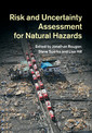 Couverture de l'ouvrage Risk and Uncertainty Assessment for Natural Hazards