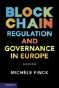 Couverture de l'ouvrage Blockchain Regulation and Governance in Europe