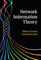 Couverture de l'ouvrage Network information theory