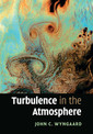 Couverture de l'ouvrage Turbulence in the atmosphere