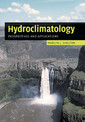 Couverture de l'ouvrage Hydroclimatology: perspectives & applications)
