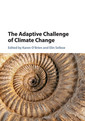 Couverture de l'ouvrage The Adaptive Challenge of Climate Change