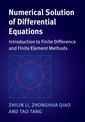 Couverture de l'ouvrage Numerical Solution of Differential Equations