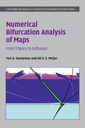Couverture de l'ouvrage Numerical Bifurcation Analysis of Maps