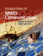 Couverture de l'ouvrage Foundations of MIMO Communication