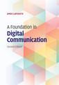 Couverture de l'ouvrage A Foundation in Digital Communication