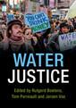Couverture de l'ouvrage Water Justice