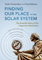Couverture de l'ouvrage Finding Our Place in the Solar System