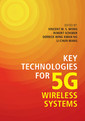 Couverture de l'ouvrage Key Technologies for 5G Wireless Systems