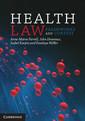 Couverture de l'ouvrage Health Law