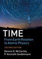 Couverture de l'ouvrage Time: From Earth Rotation to Atomic Physics