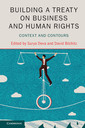 Couverture de l'ouvrage Building a Treaty on Business and Human Rights