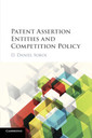 Couverture de l'ouvrage Patent Assertion Entities and Competition Policy