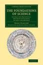 Couverture de l'ouvrage The Foundations of Science