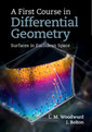 Couverture de l'ouvrage A First Course in Differential Geometry