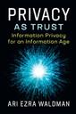 Couverture de l'ouvrage Privacy as Trust