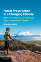 Couverture de l'ouvrage Forest Preservation in a Changing Climate