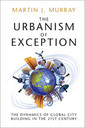 Couverture de l'ouvrage The Urbanism of Exception