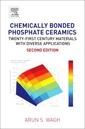 Couverture de l'ouvrage Chemically Bonded Phosphate Ceramics
