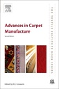 Couverture de l'ouvrage Advances in Carpet Manufacture