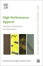 Couverture de l'ouvrage High-Performance Apparel