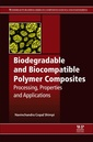 Couverture de l'ouvrage Biodegradable and Biocompatible Polymer Composites