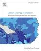 Couverture de l'ouvrage Urban Energy Transition