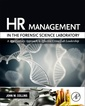 Couverture de l'ouvrage HR Management in the Forensic Science Laboratory