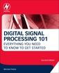 Couverture de l'ouvrage Digital Signal Processing 101