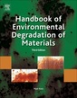 Couverture de l'ouvrage Handbook of Environmental Degradation of Materials