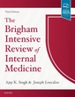 Couverture de l'ouvrage The Brigham Intensive Review of Internal Medicine