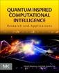 Couverture de l'ouvrage Quantum Inspired Computational Intelligence