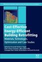 Couverture de l'ouvrage Cost-Effective Energy Efficient Building Retrofitting