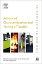 Couverture de l'ouvrage Advanced Characterization and Testing of Textiles
