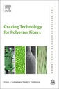 Couverture de l'ouvrage Crazing Technology for Polyester Fibers