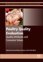 Couverture de l'ouvrage Poultry Quality Evaluation