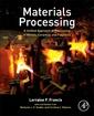 Couverture de l'ouvrage Materials Processing
