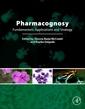 Couverture de l'ouvrage Pharmacognosy