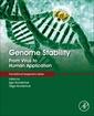 Couverture de l'ouvrage Genome Stability