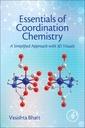 Couverture de l'ouvrage Essentials of Coordination Chemistry
