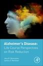 Couverture de l'ouvrage Alzheimer's Disease